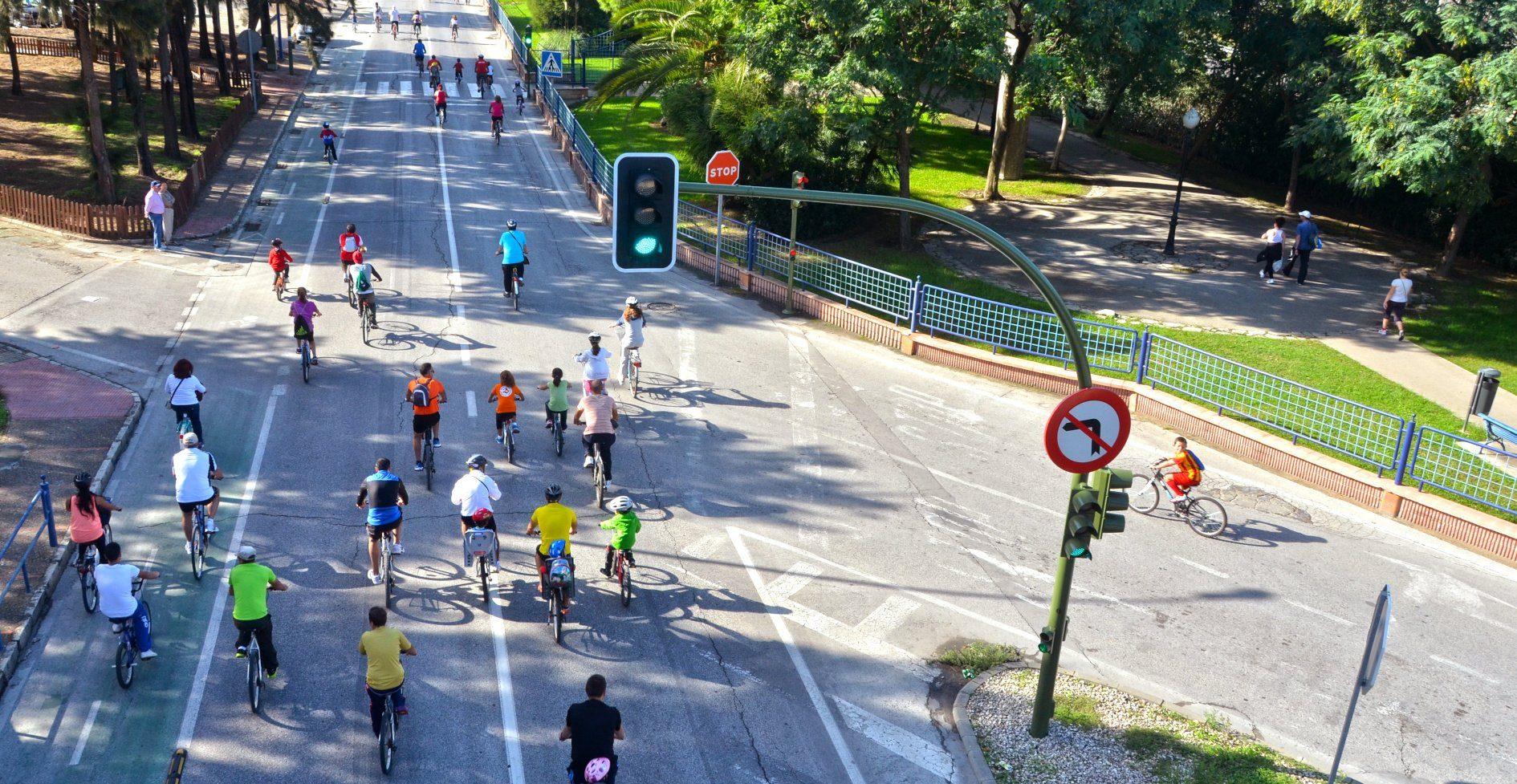 Autofreier Tag am 22. September: Straßen ohne Autoverkehr